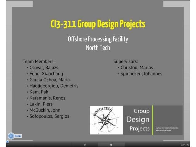 [Group 04] Offshore Platform