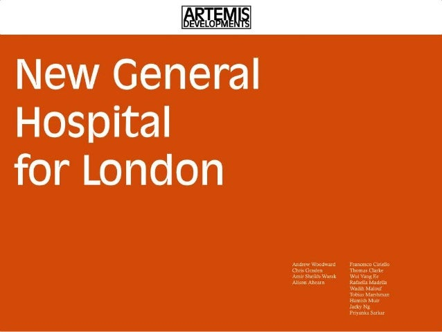 [Group 07] New General Hospital for the Capital