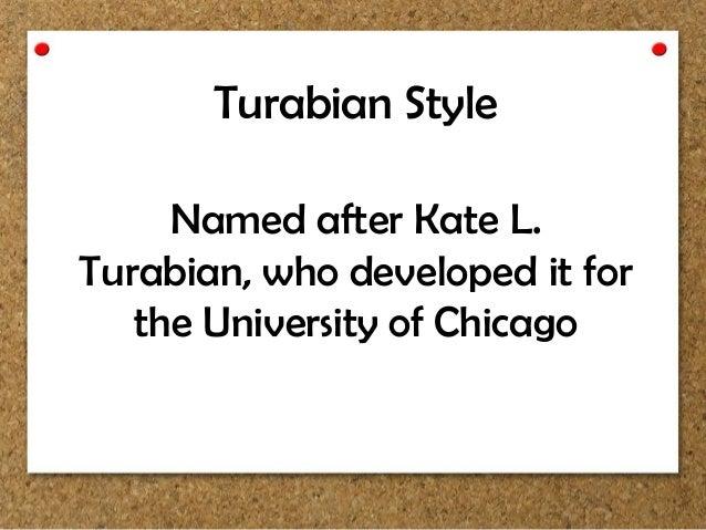 turabian thesis citation