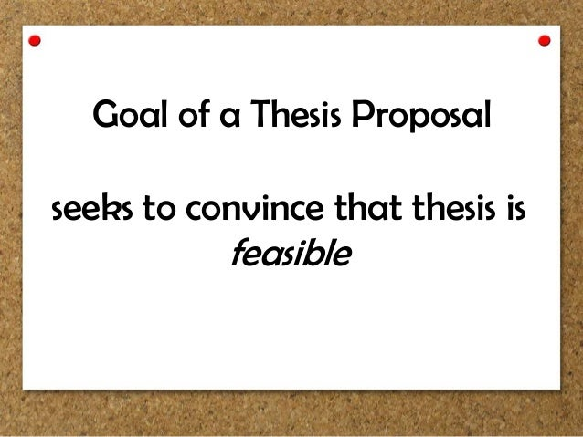 buy thesis proposal