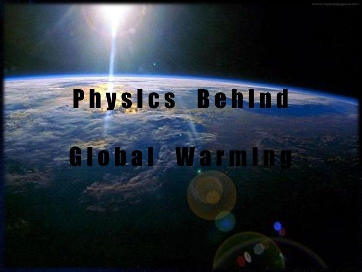 Temperature of the Earth (student preso)
