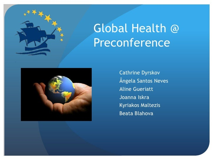 WONCA Europe 2011 Preconference - Group 2 Presentation