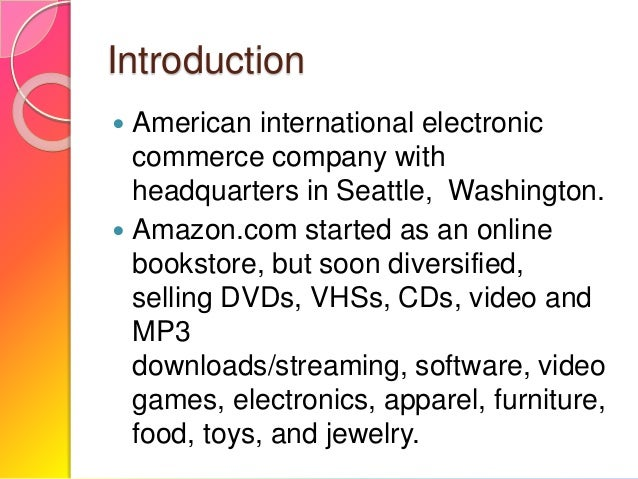 amazon harvard case study