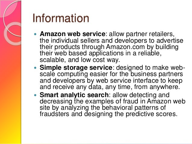 supply chain amazon case study Using aws, tracelink helps life sciences companies achieve compliance with global track-and-trace regulations in gxp-compliant environments, scales its data-exchange network to support.
