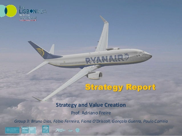 pricing strategy for ryanair Southwest airlines (usa), ryanair (ireland), and easyjet (uk)  simple, pricing strategy – embedded, however in a much more coherent overall corpo.