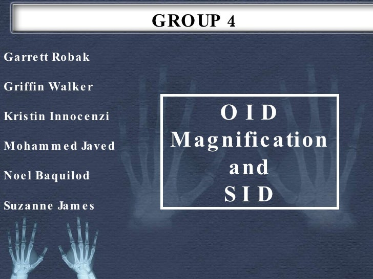 RAD120: Group4 Presentation