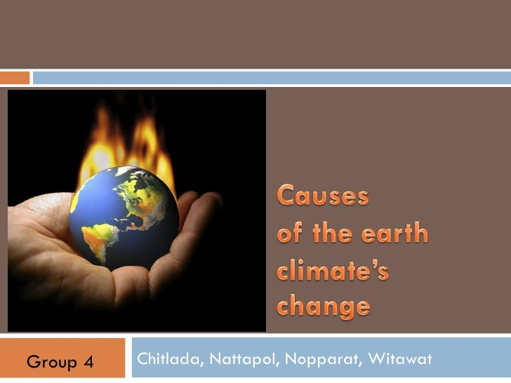 Temperature of the Earth (student presentation)