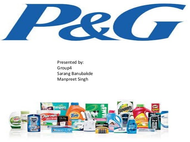 P&G marketting capabilities Case study By manpreet singh digital