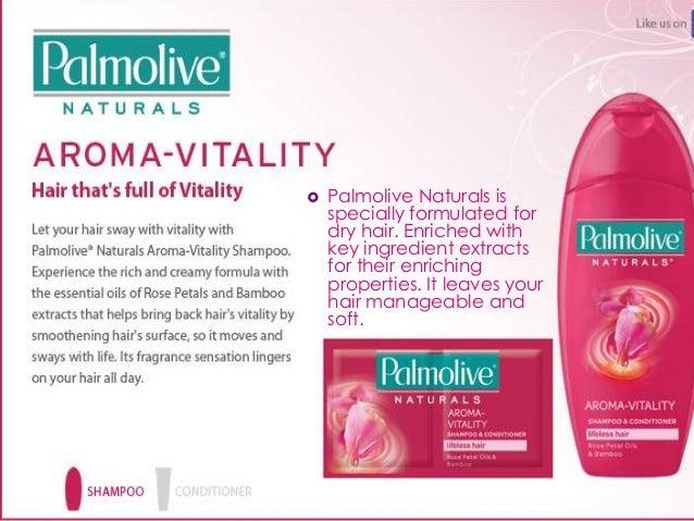 Advertisement Of Shampoo