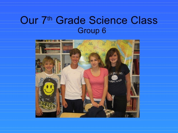 Group 6 science