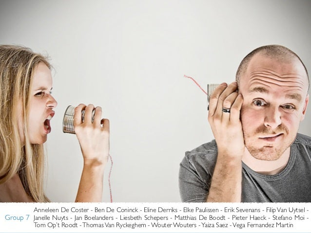 Group7 Electronic miscommunication