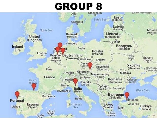 VdGM Preconference 2014 Lisbon - Group 8 Presentation