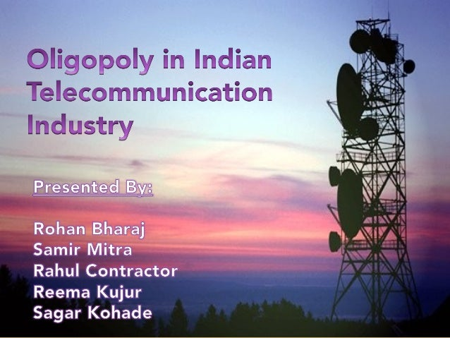 oligopoly in indian aviation Figure-1 shows different types of market structures on the basis of competition: oligopoly: the term oligopoly in india, the aviation and telecommunication.