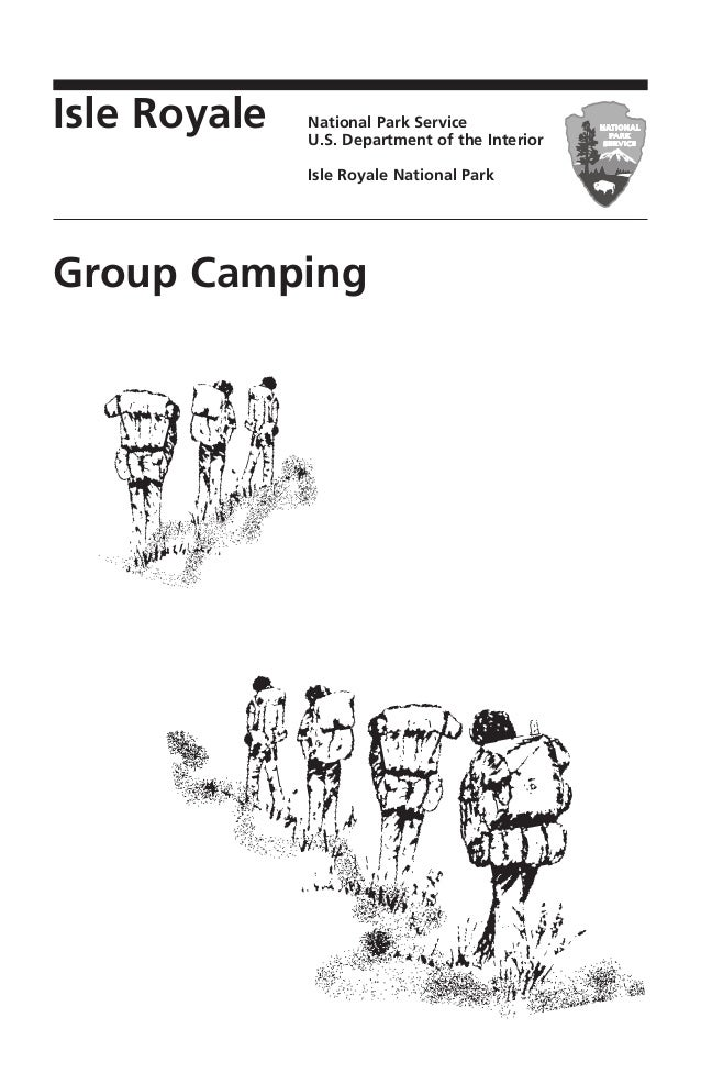 NostalgicOutdoors™- Isle Royal National Park- Group Camping Guide