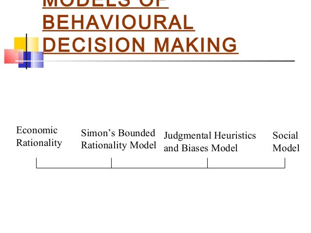 In the rational model, the decision maker strives to:
