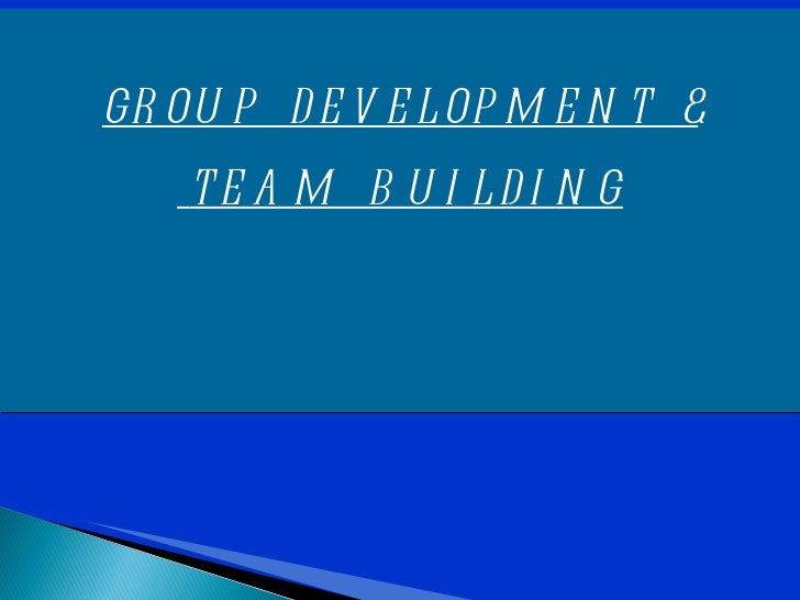 Group development ob (2)