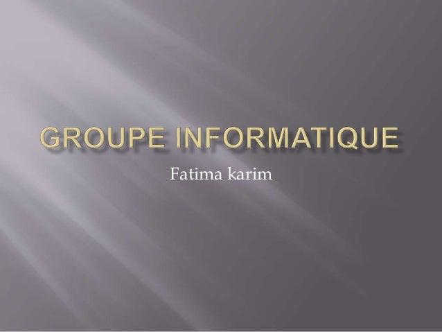 Fatima karim