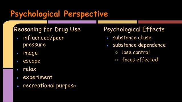 Essay On The Drug Abuse/Addiction And The Society