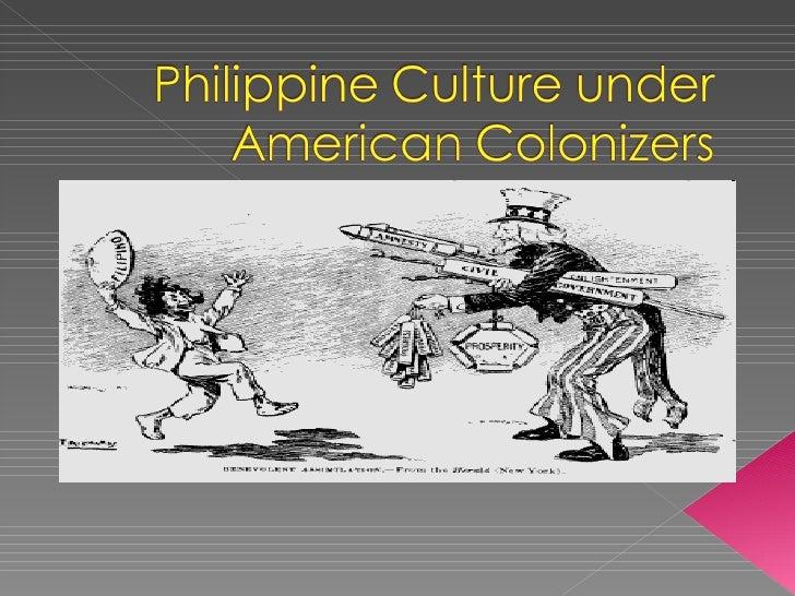 Group I (I-A Psych) presentation (Philippine Culture under American Period)