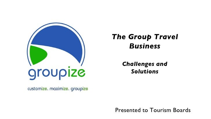 Group Travel Solutions for Tourism Boards