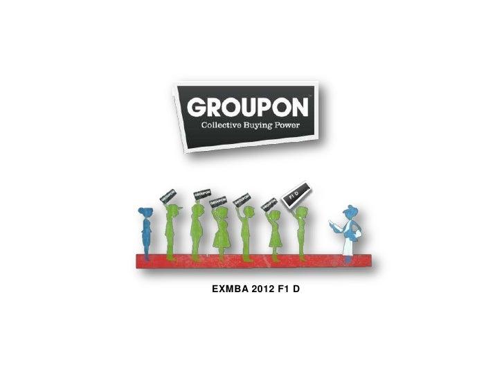 EXMBA 2012 F1 D
