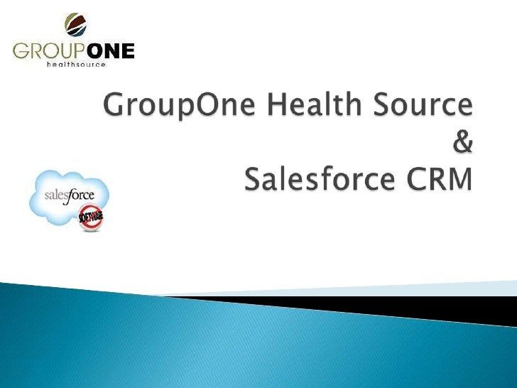    GroupOne Health Source is a full-service medical    billing, transcription, technology and consulting    firm. GroupOn...