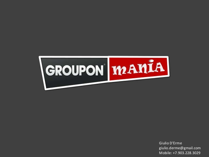 Group on fin