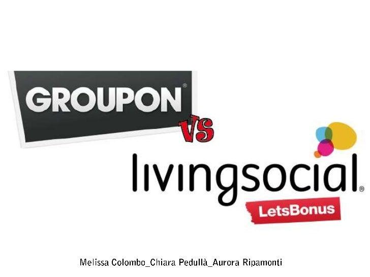 Groupon vs Livingsocial