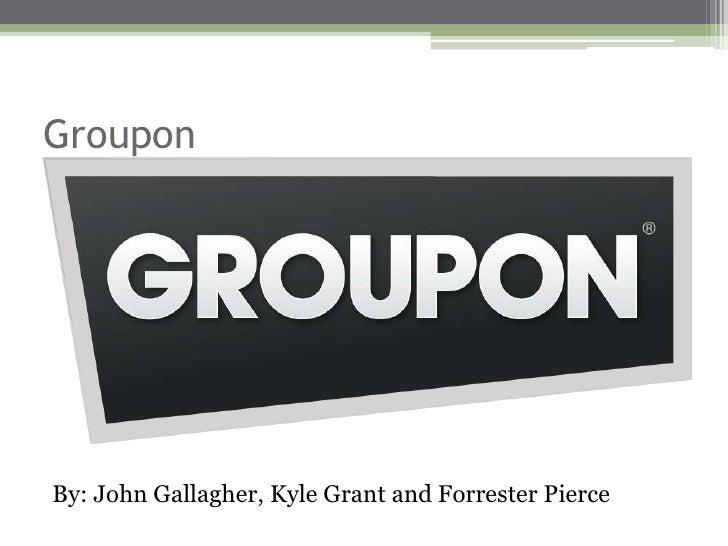 Groupon Presentation