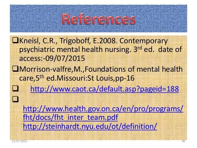 psychiatrist occupational outlook handbook