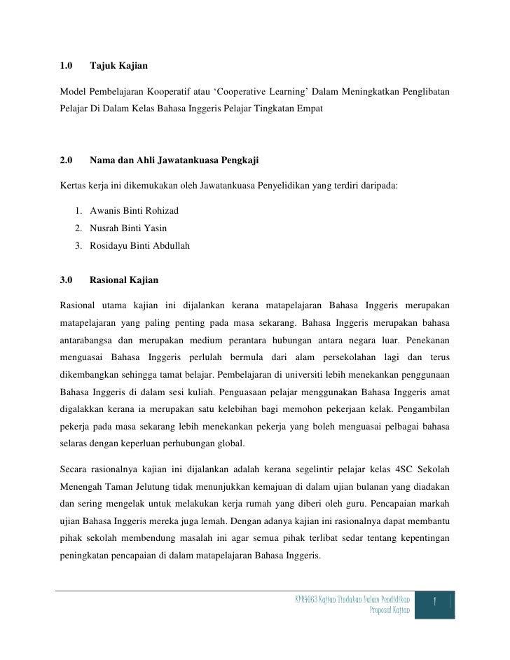 Group proposal kpr