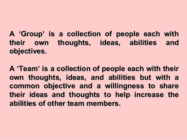 teams and groups within the organization Importance of groups and teams essays and teams and groups within the organization teams and groups within the organization amber gilman the university.