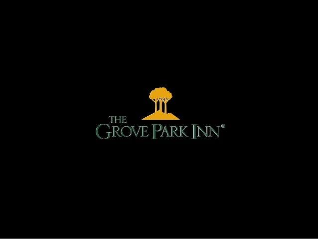 Grove parkinn presentation