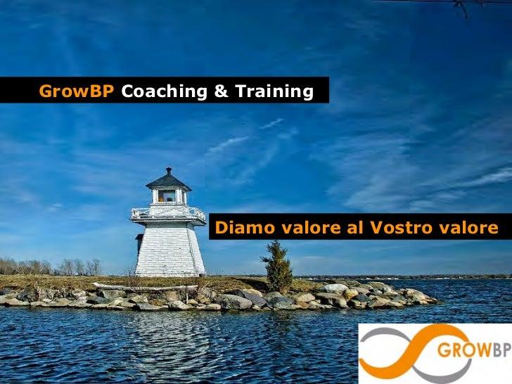 GrowBP Coaching & Training