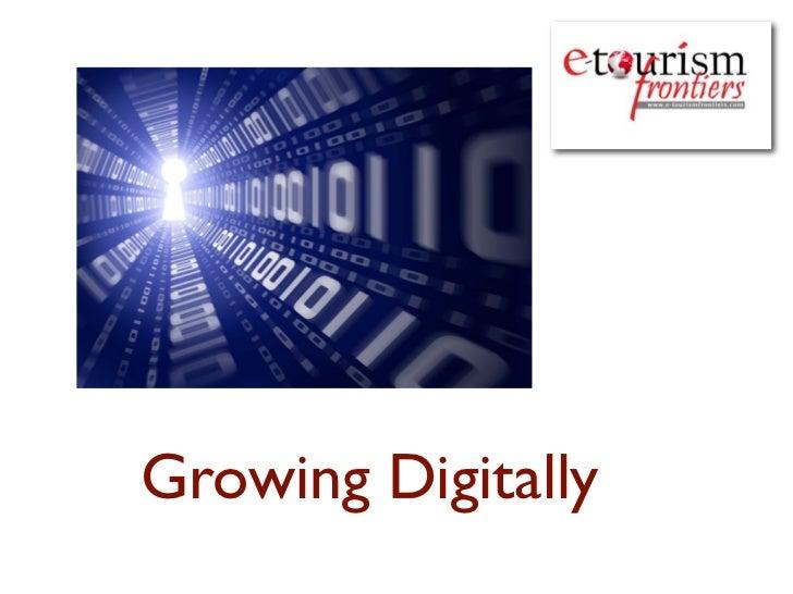 Growing Digitally
