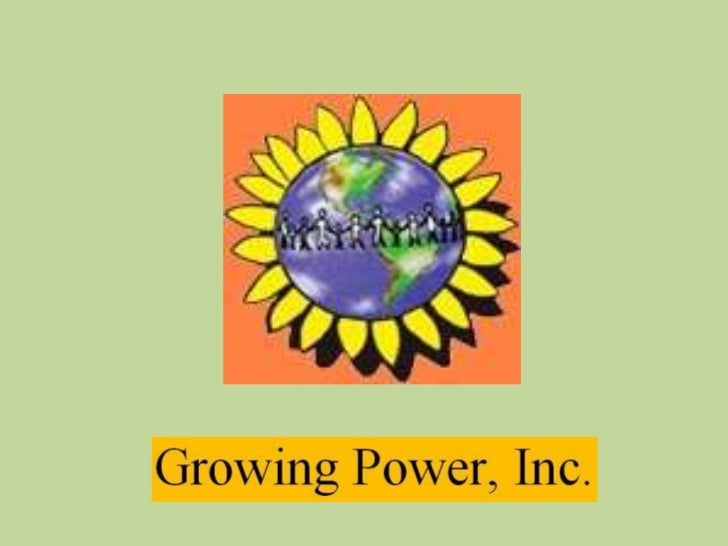 Growing power photo album