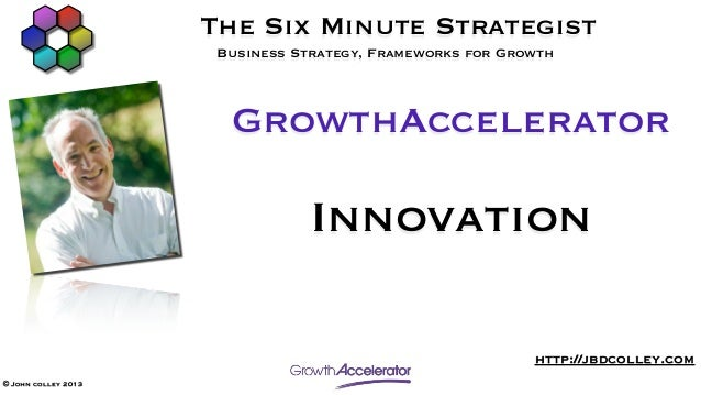 GrowthAccelerator Innovation