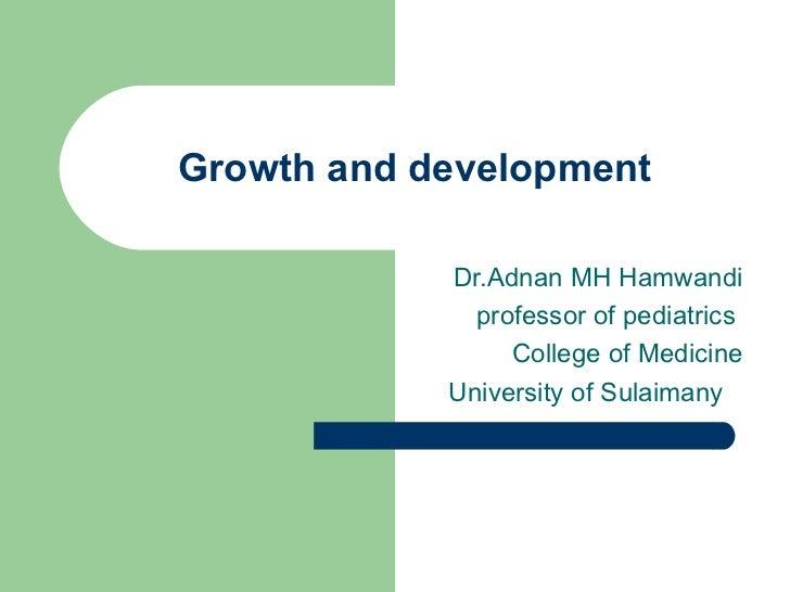 Pediatrics 6th year, Tutorial (Dr. Adnan)