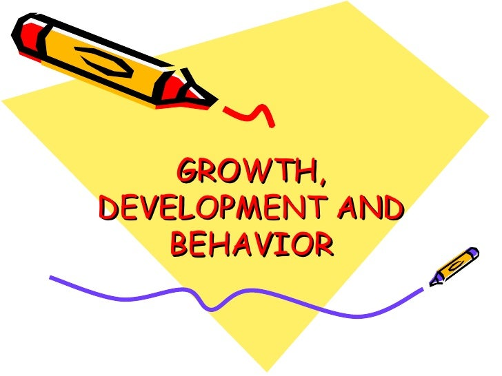 Growth Development And Behavior 1218304464526583 9