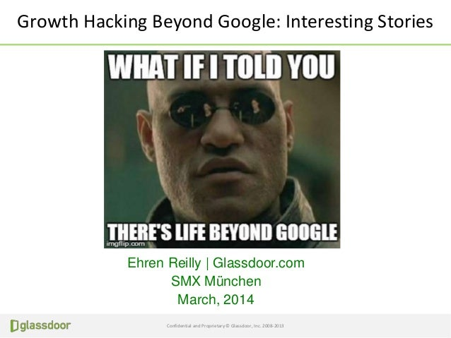 Growth Hacking Beyond Google: Interesting Stories