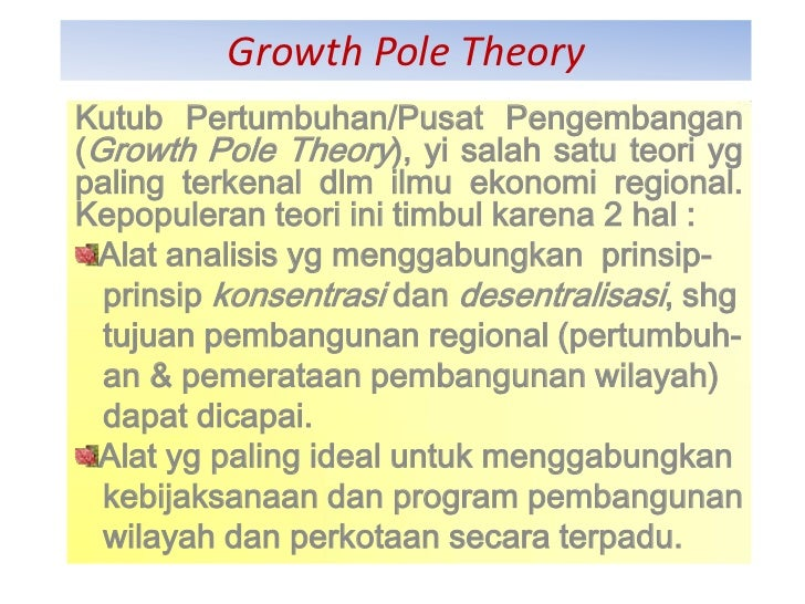 theories of urban growth pdf