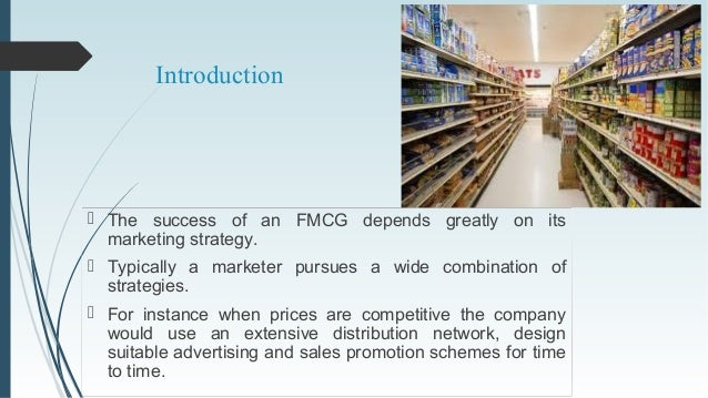distribution strategy in fmcg sector New fmcg jobs to view and apply for now with telegraph jobs fast moving consumer goods is one of the help jumpstart your career today in the fmcg sector.
