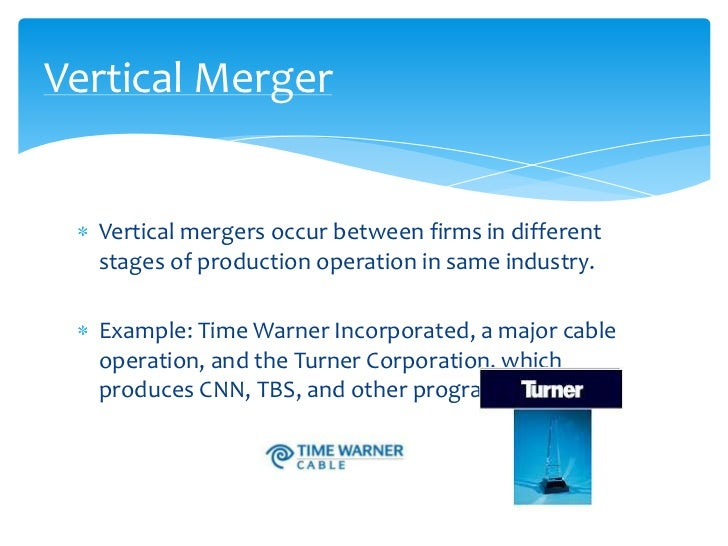 horizontal vertical and conglomerate mergers Horizontal and vertical mergers are two strategies your company can use to achieve specific objectives, such as growing your business, entering new markets, increasing revenue or reducing costs a merger combines two companies with the aim of giving both a stronger competitive advantage.