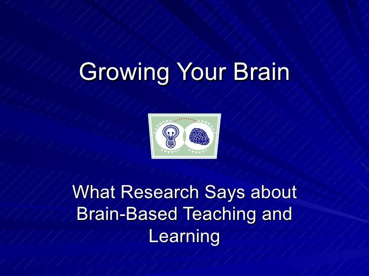 Grow Your Brain (Dull Version)