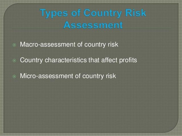 country risk analysis japan Japan jordan kazakhstan kenya kiribati korea produces a quantitative assessment of country credit risk based on three groups of risk historical country.