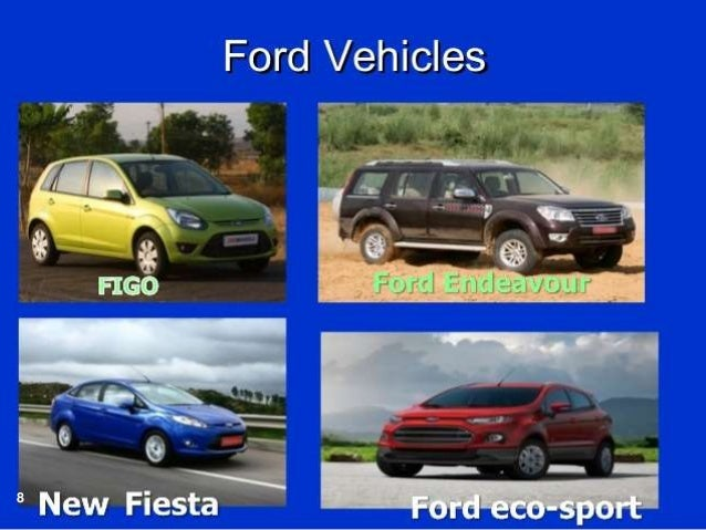 departmentalization of an organizational structure of ford motor company Management consultants say the structure isn't unique in the auto industry and is  part of a growing wave of car companies looking to break.