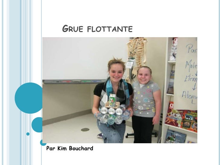 Grue flottante (kim)
