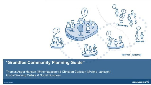 The Grundfos Community Planning Guide