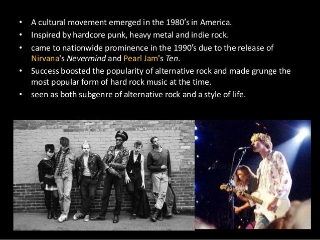 history of alternative rock Alternative music history,types,off country,not-so-hip hip-hop,electric rock.