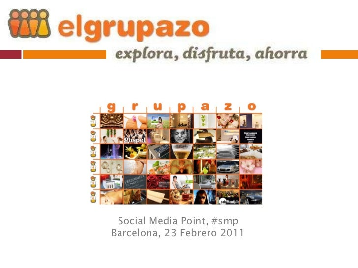 Social Media Point, #smp Barcelona, 23 Febrero 2011